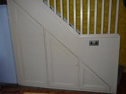 How To Fit A Door Under The Stairs And Under Stairs Storage