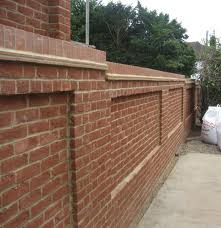 Home Security - Types of Walls and Hedging