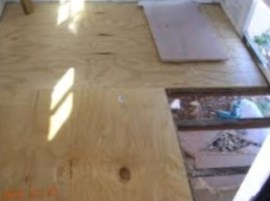 How to Lay Chipboard Floor