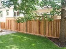 Type of Wooden Fencing