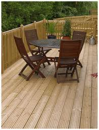 Materials and Fixings for Garden Decking