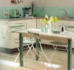 or try this - alternative kitchen makeover
