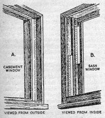 draught proofing windows
