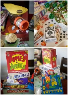 Game Night Ideas for a Birthday Party   DIY Inspired Today  she is sharing another brilliant party theme  Game Night Birthday  Party  She said it was very easy commenting     I literally just emptied out  my game
