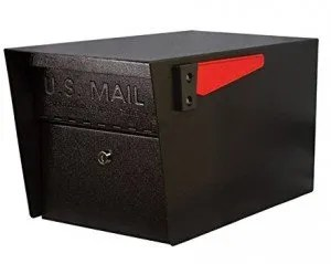 Stealing Mail - DIY Locking Mailbox