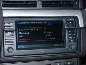 Bmw e46 sat nav retrofit navigation installation manual