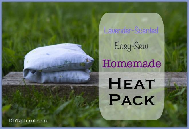 Homemade Heating Pad