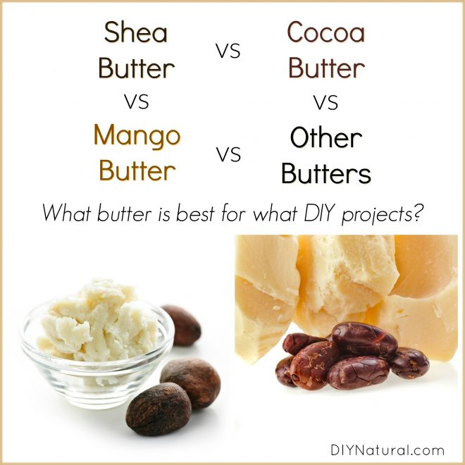Shea Raw Unrefined Butter Uses