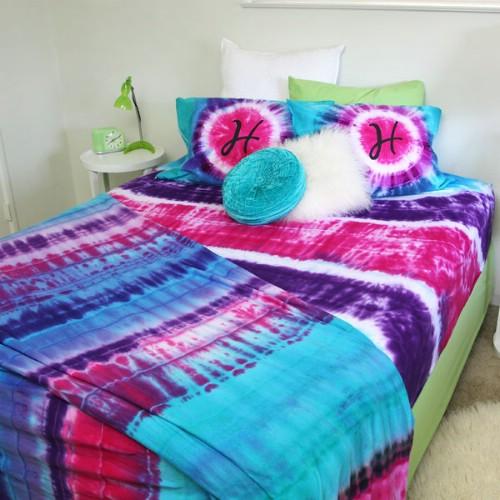 Tie Dye Bedding