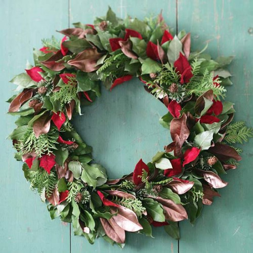 33 Festive Christmas Wreaths You Can Easily DIY DIY Amp Crafts