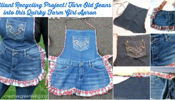 19cb213af 40 Incredible Repurposing Projects for Old Jeans that You Just aren ...