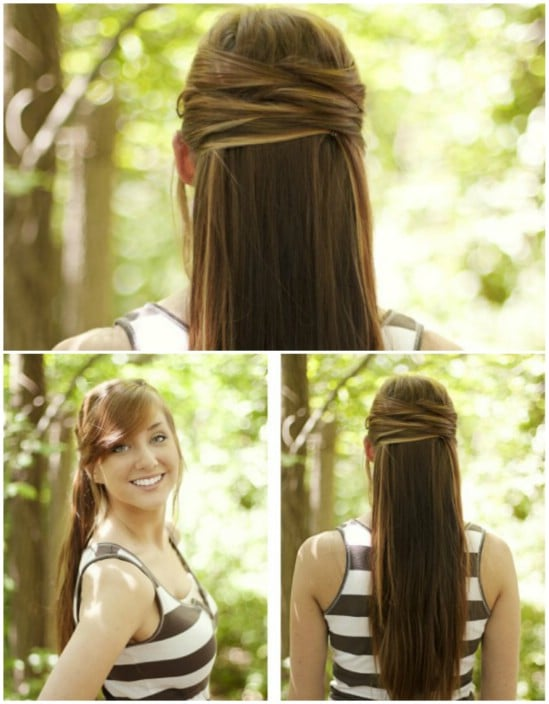 21 Unexpectedly Stylish Ways To Wear Bobby Pins DIY Amp Crafts