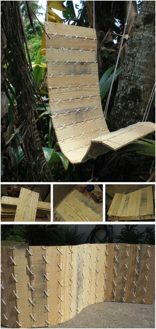 35 Ingenious Outdoor Pallet Projects For All Types Of