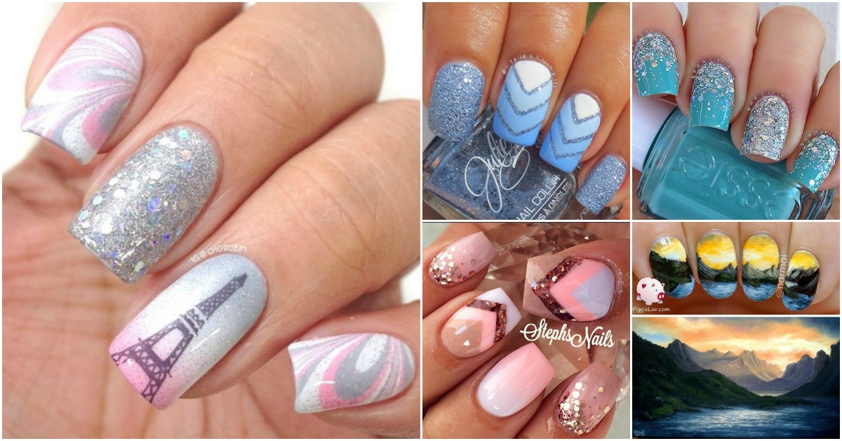 Top 100 Most Creative Acrylic Nail Art Designs And Tutorials Page 3 Of 4 Diy Crafts