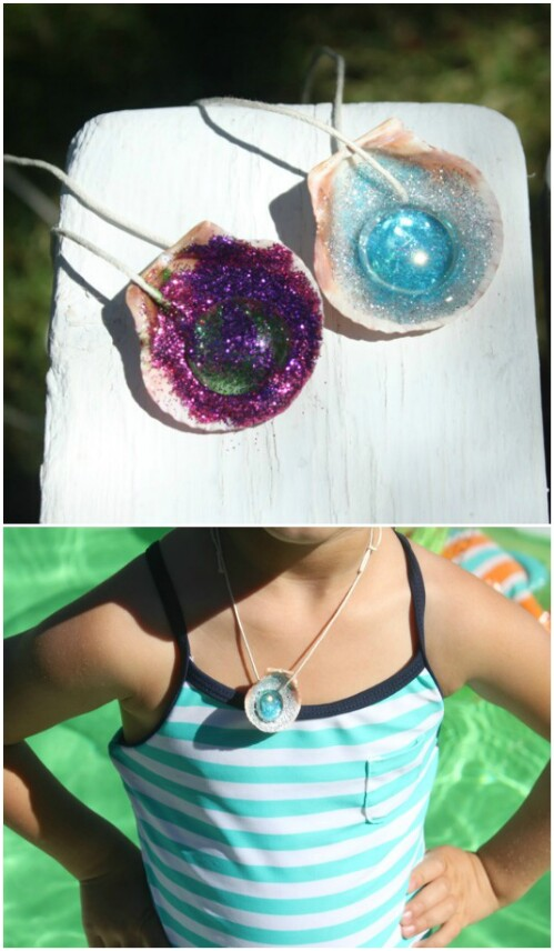 Mermaid Necklaces