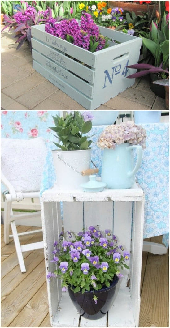 25 Creative DIY Spring Porch Decorating Ideas - It's All ... on Patio Decorating Ideas With Lights  id=38459