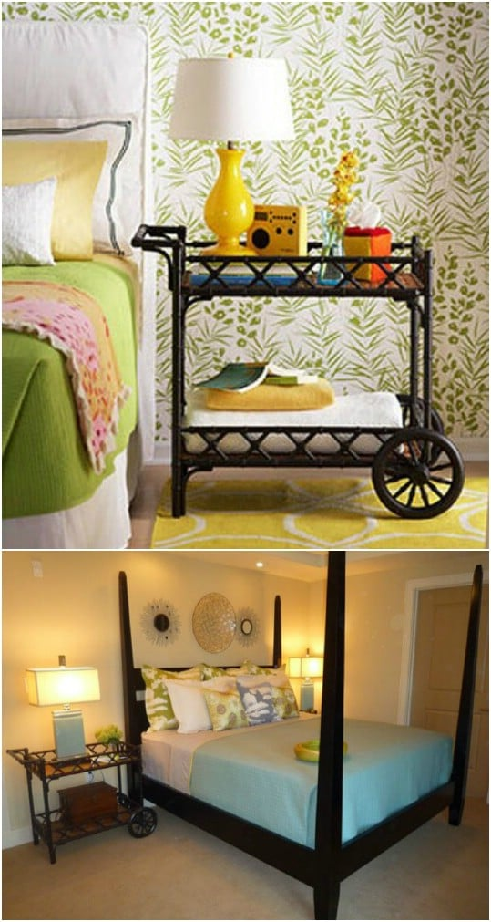 30 Amazingly Creative And Easy DIY Nightstand Projects DIY Amp Crafts