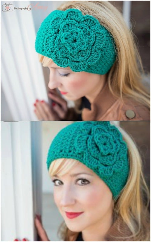 Warm DIY Headbands 15 Great Crochet And Knitting Patterns