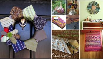 30 Brilliant Repurposing Ideas For Old Scarves That You Can