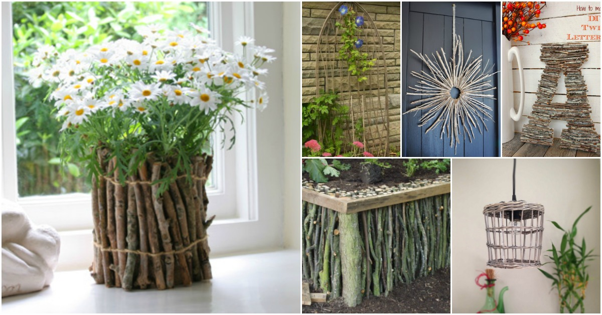 Easy Do It Yourself Home Decorating Projects