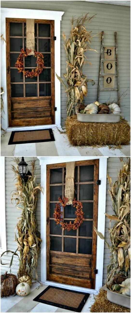 Outdoor Porch Planters