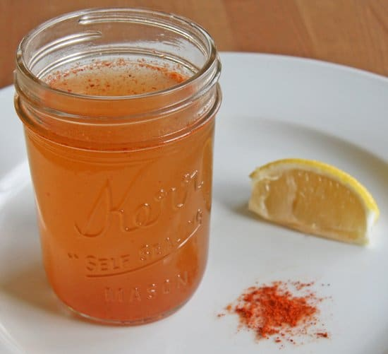Homemade Apple Cider Vinegar Elixir