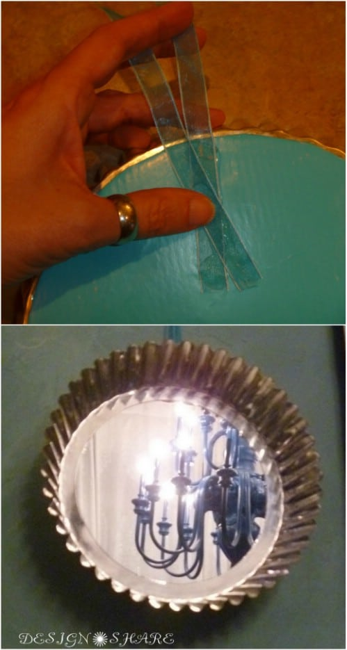 20 Remarkably Decorative DIY Mirrors To Beautify Your Home