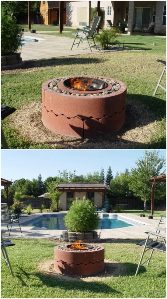Cheap and Easy Ideas for DIY Barbecue Grills on Diy Bbq Patio id=29099