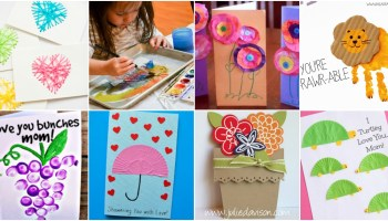 35 Super Easy Diy Mother S Day Gifts For Kids And Toddlers Diy