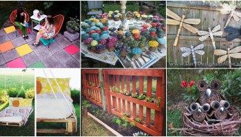 15 Near Genius Diy Concrete Ornaments That Add Beauty To Your Garden Diy Crafts