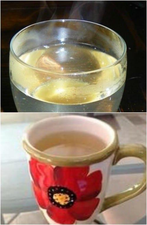 Homemade Allergy Relief Drink