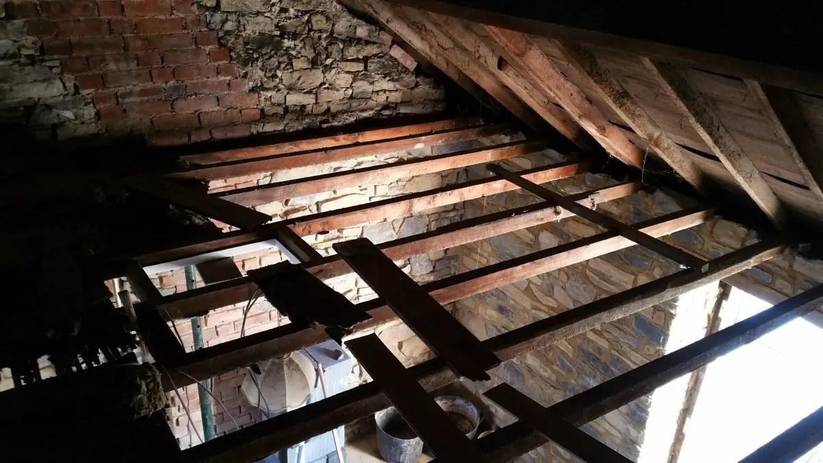 Strengthening Loft Floor To Building Regulations DIYnot