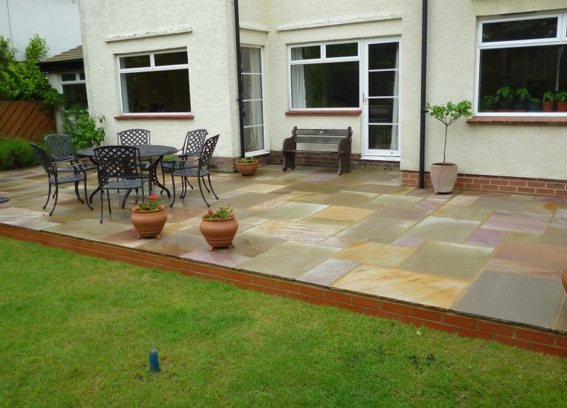 Raised Patio Project Advice Needed Diynot Forums