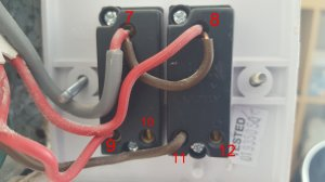 Double dimmer switch | DIYnot Forums