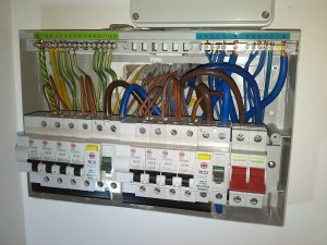 Mini RCBO's or whole new consumer unit?   DIYnot Forums