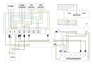 Nest Heat Link wiring  pump always on | DIYnot Forums