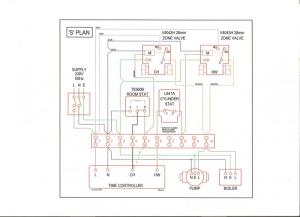 Installing Honeywell Wireless Room Stat into S Plan system | DIYnot Forums