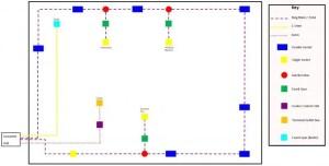 Kitchen Wiring Diagram | DIYnot Forums