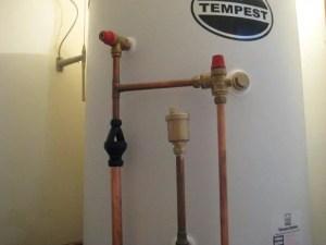 Telford Tempest unvented cylinder resonancevibration noise | DIYnot Forums