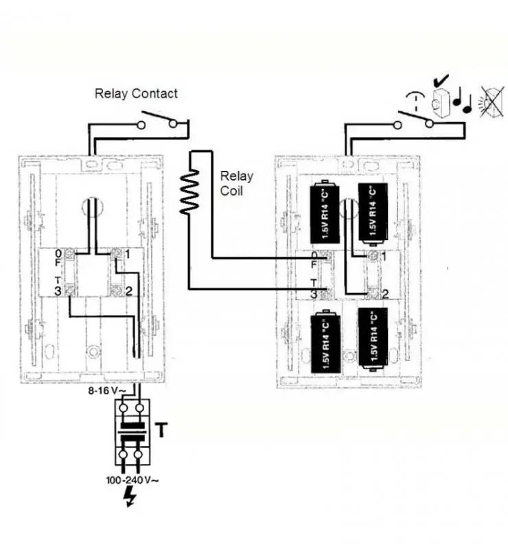 Doorbell Wiring Kit & NuTone LD49 Door User Manual