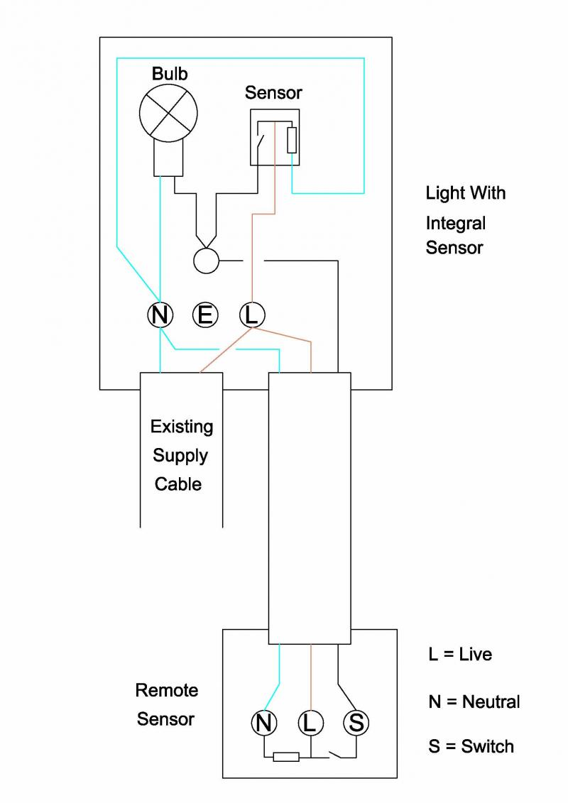 wiring diagram for pir sensor free download wiring diagram xwiaw rh xwiaw us wiring diagram for outside light sensor wiring diagram for pir light sensor