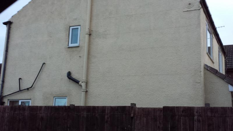 Cavity Wall Tie Failure Or Render Joints Diynot Forums