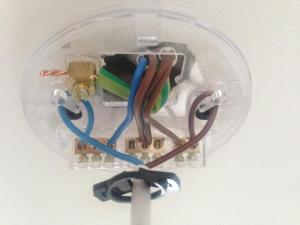 Ceiling Rose Wiring | DIYnot Forums