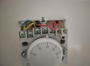 Replacing Honeywell t6360b thermostat  wiring? | DIYnot