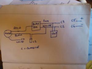 Erbauer table saw wiring diagram | DIYnot Forums