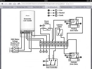 Boiler wiring | DIYnot Forums