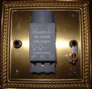 Electrics:Two way lighting