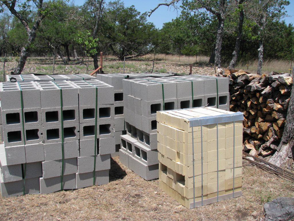 Cinder Block in Bulk - Your DIY Outdoor Fireplace Headquarters on Diy Cinder Block Fireplace id=41392