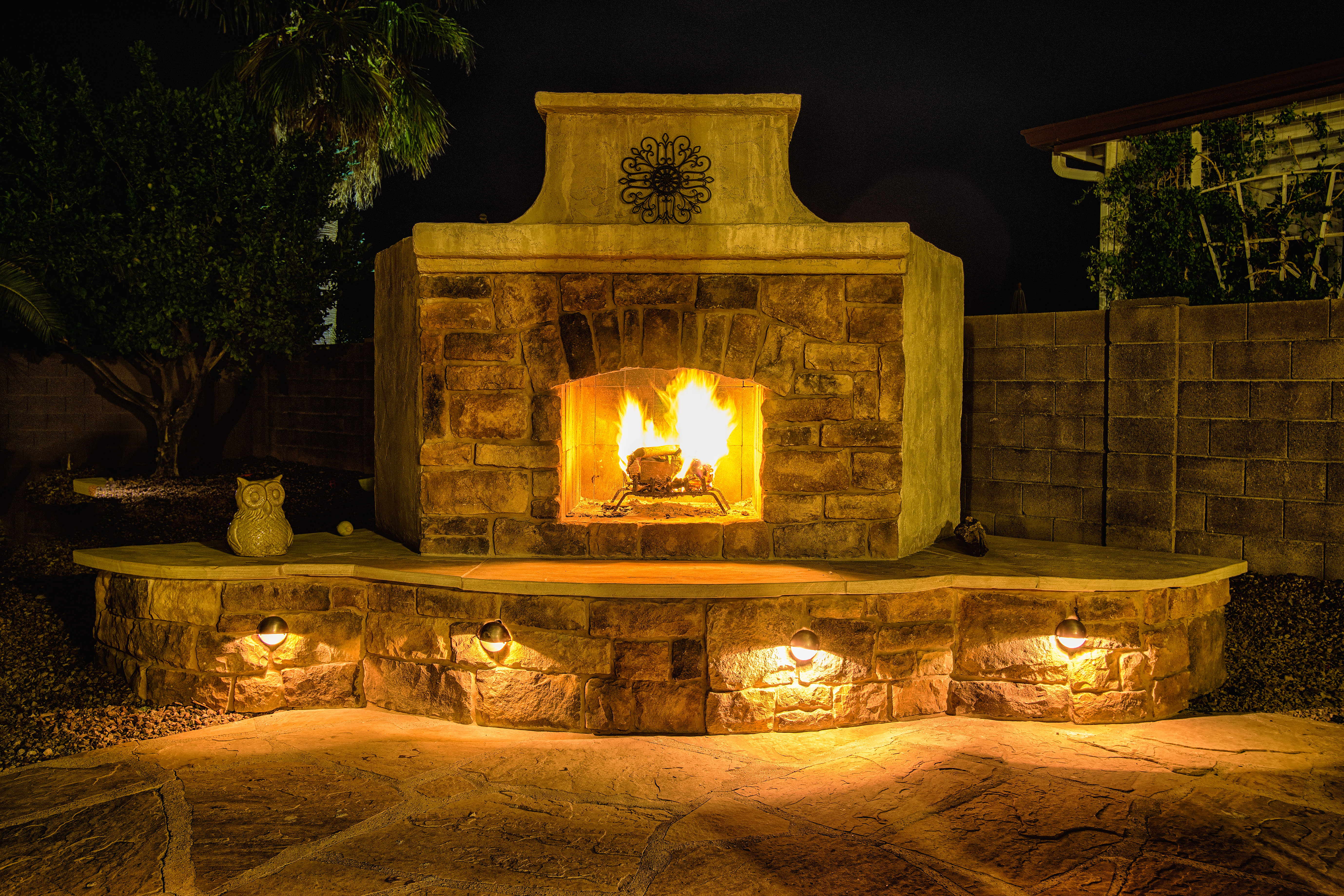 Outdoor Fireplace Design   Your DIY Outdoor Fireplace ... on Diy Outside Fireplace id=28656