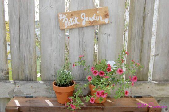 Pallet Garden 7